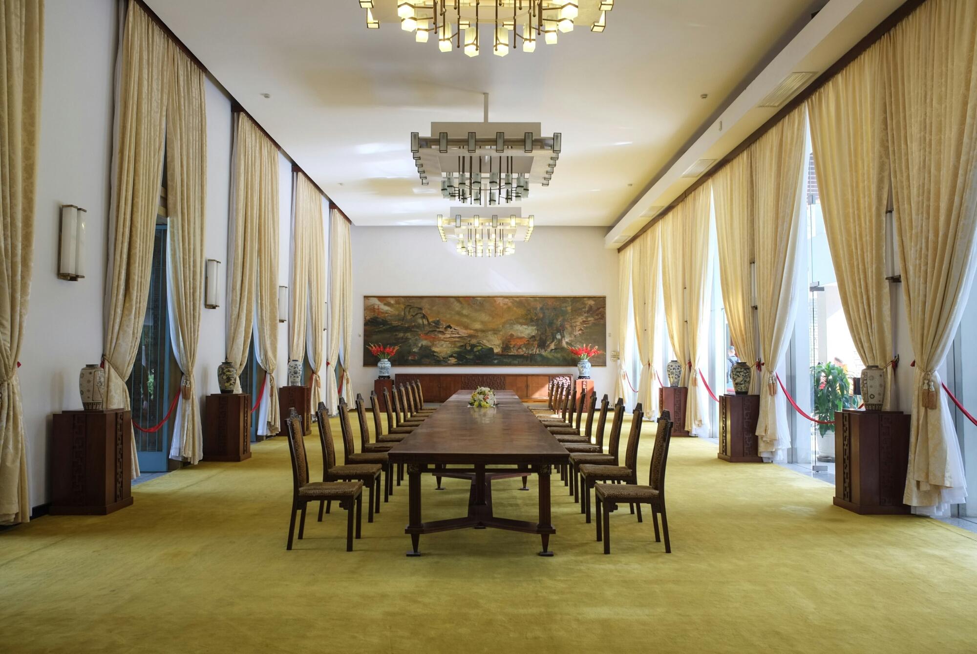 Kết quả hình ảnh cho Reunification Palace