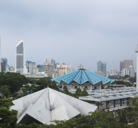 KL National Mosque