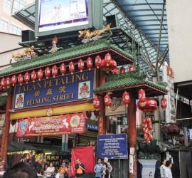 Kuala Lumpur - Jalan Petaling