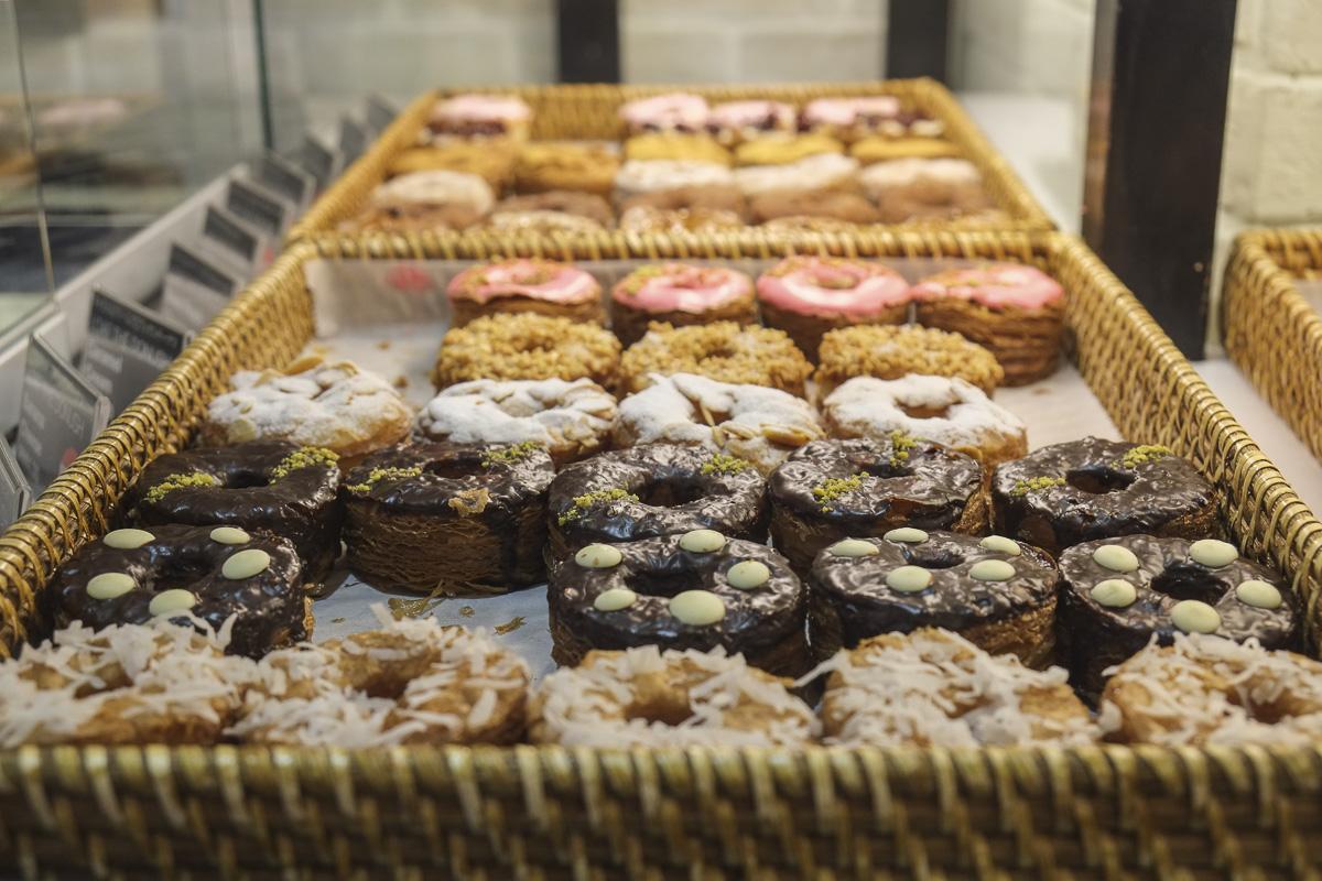 KLIA Pastries