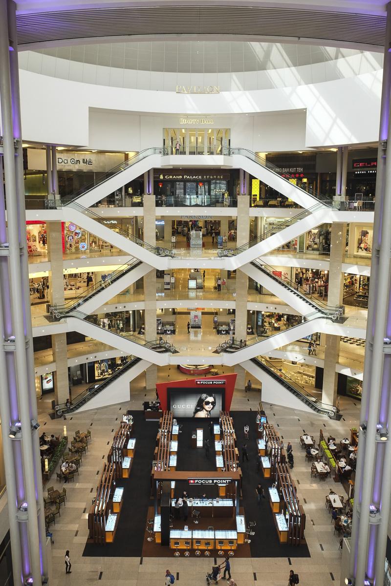Kuala Lumpur Pavillion Mall