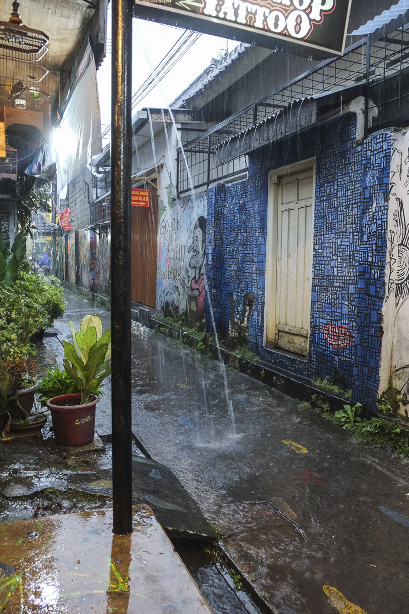 Yogyakarta Thunderstorm