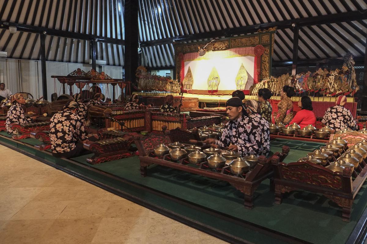 Yogyakarta Shadow Puppet Theatre