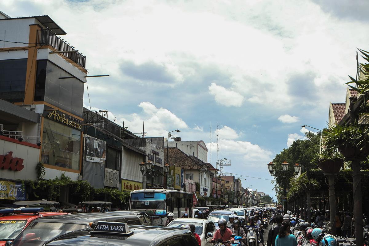 Yogyakarta Jalan Malioboro