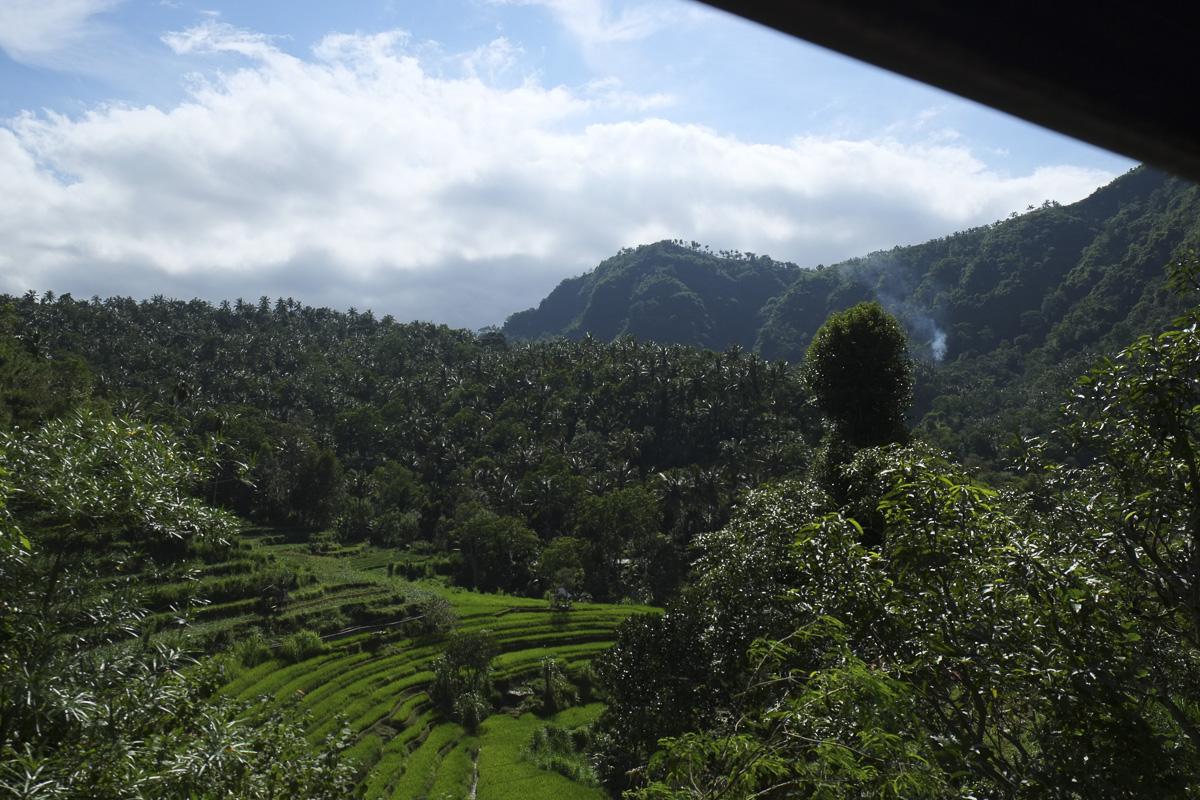 Amed Bali Scenery