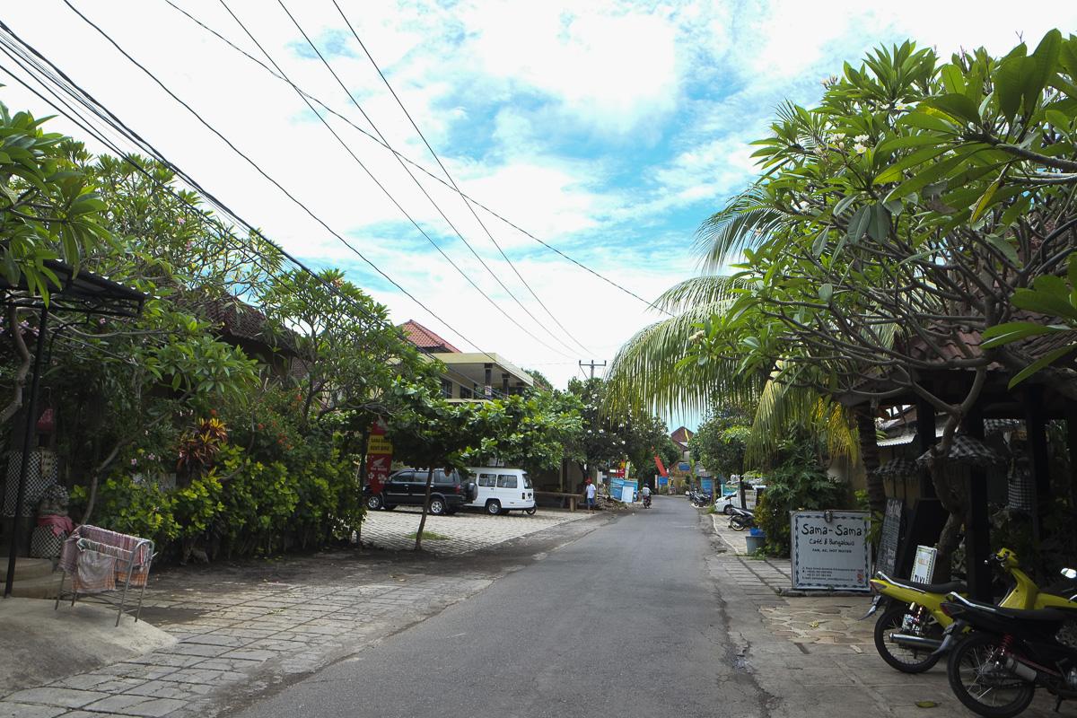 Amed Street Scene