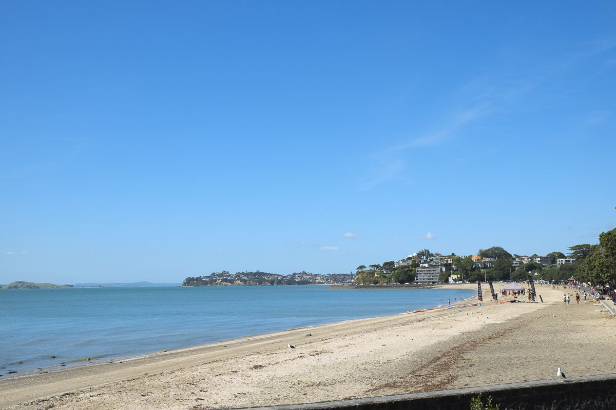 Auckland Mission Bay