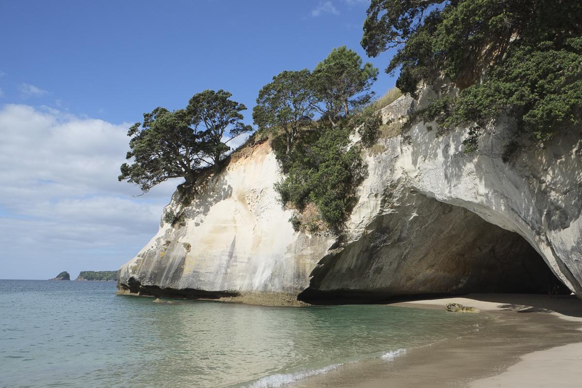 Coromandel Cathedral Cove