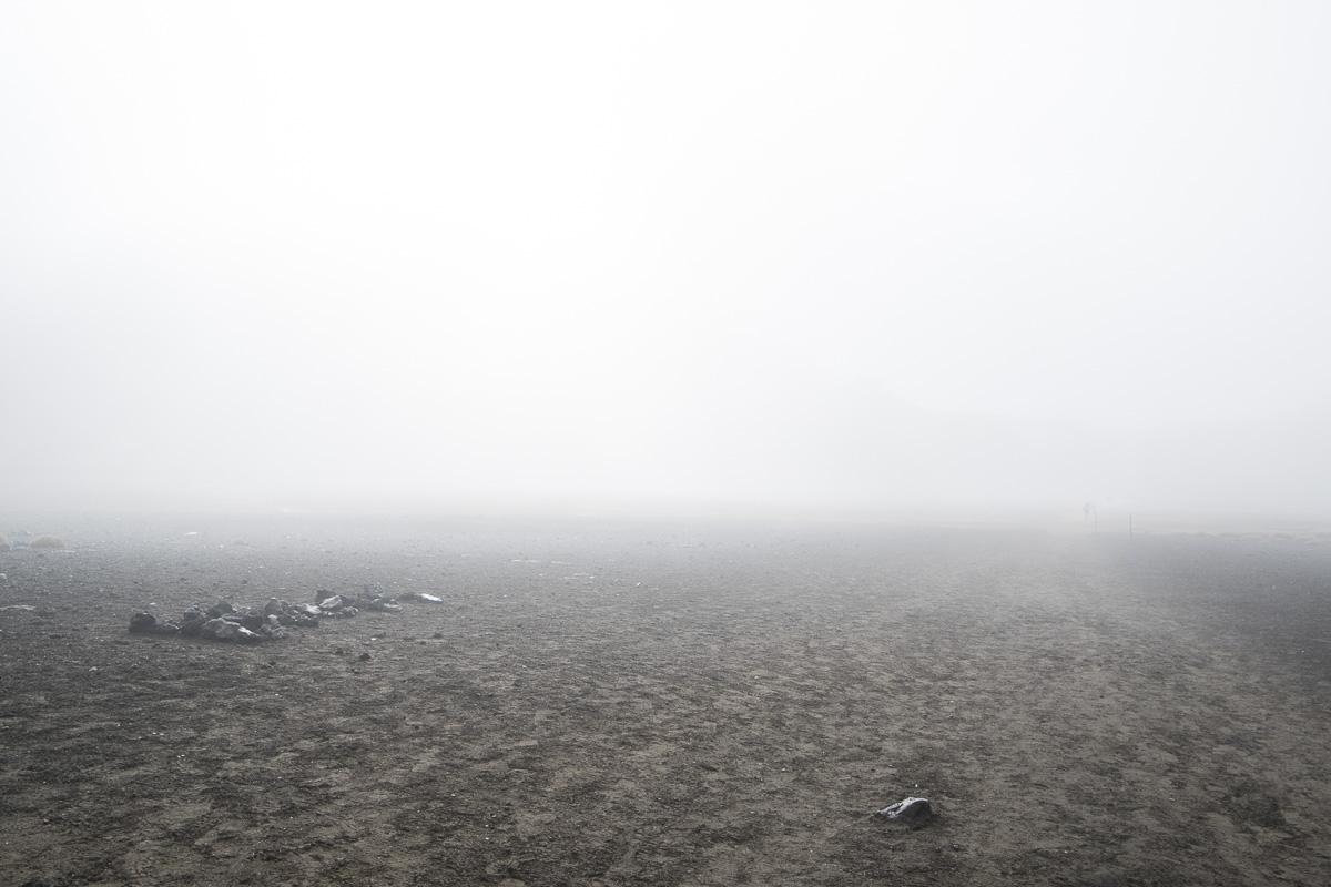 Tongariro Mist