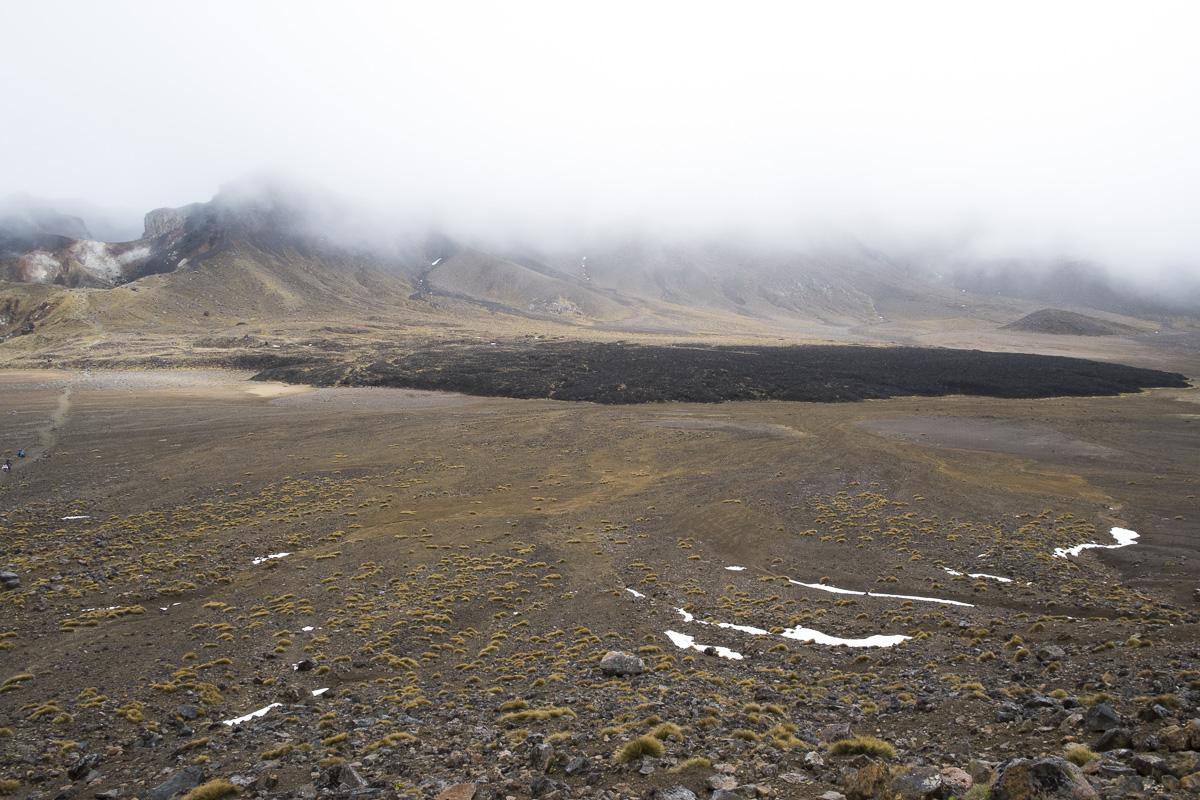 Tongariro Lava Flow
