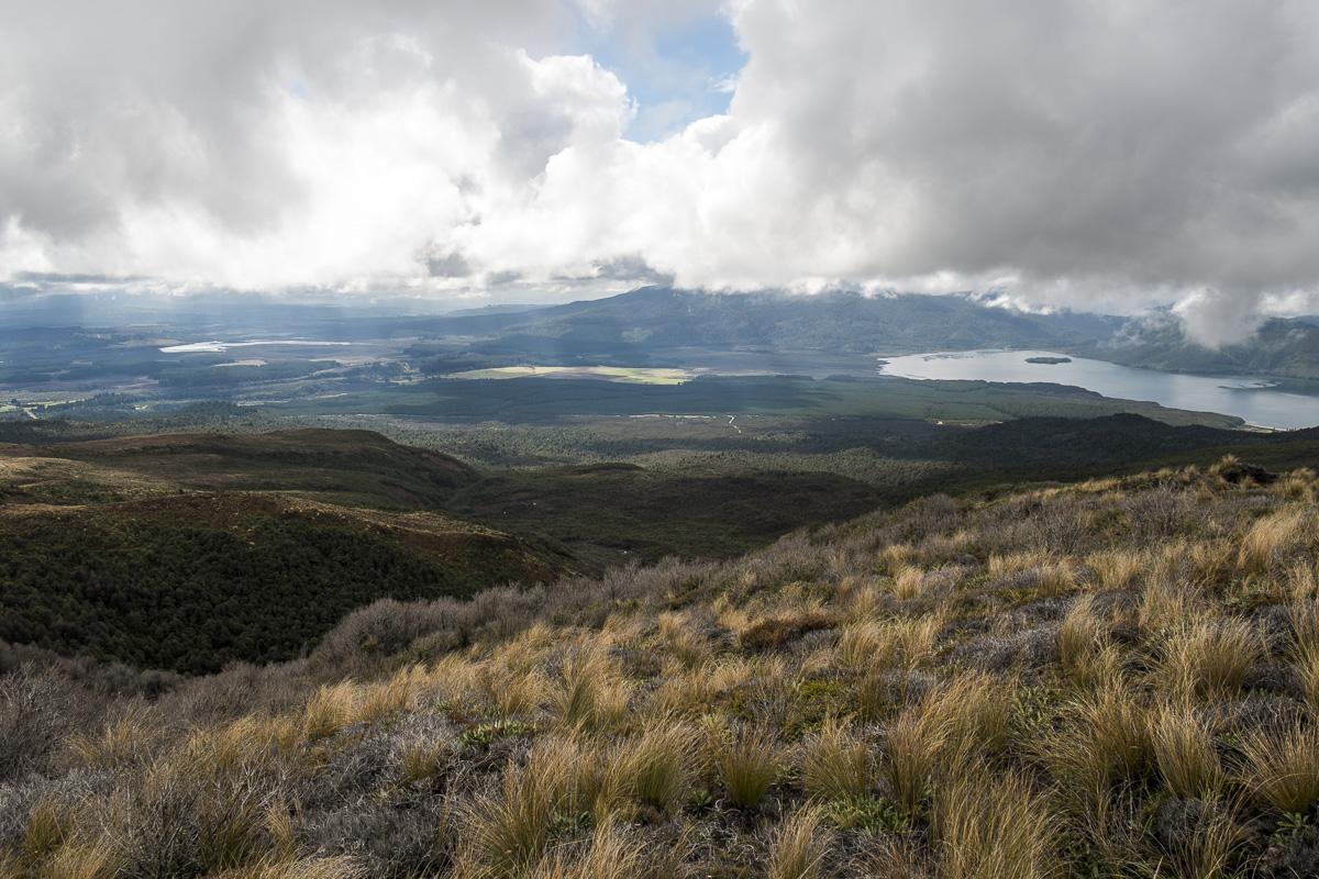 Tongariro Alpine Crossing Finale