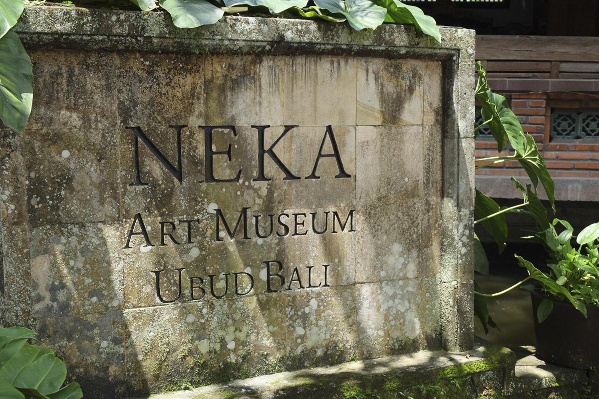 Ubud Neka Art Museum