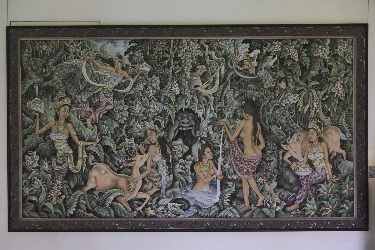 Ubud Neka Museum Art