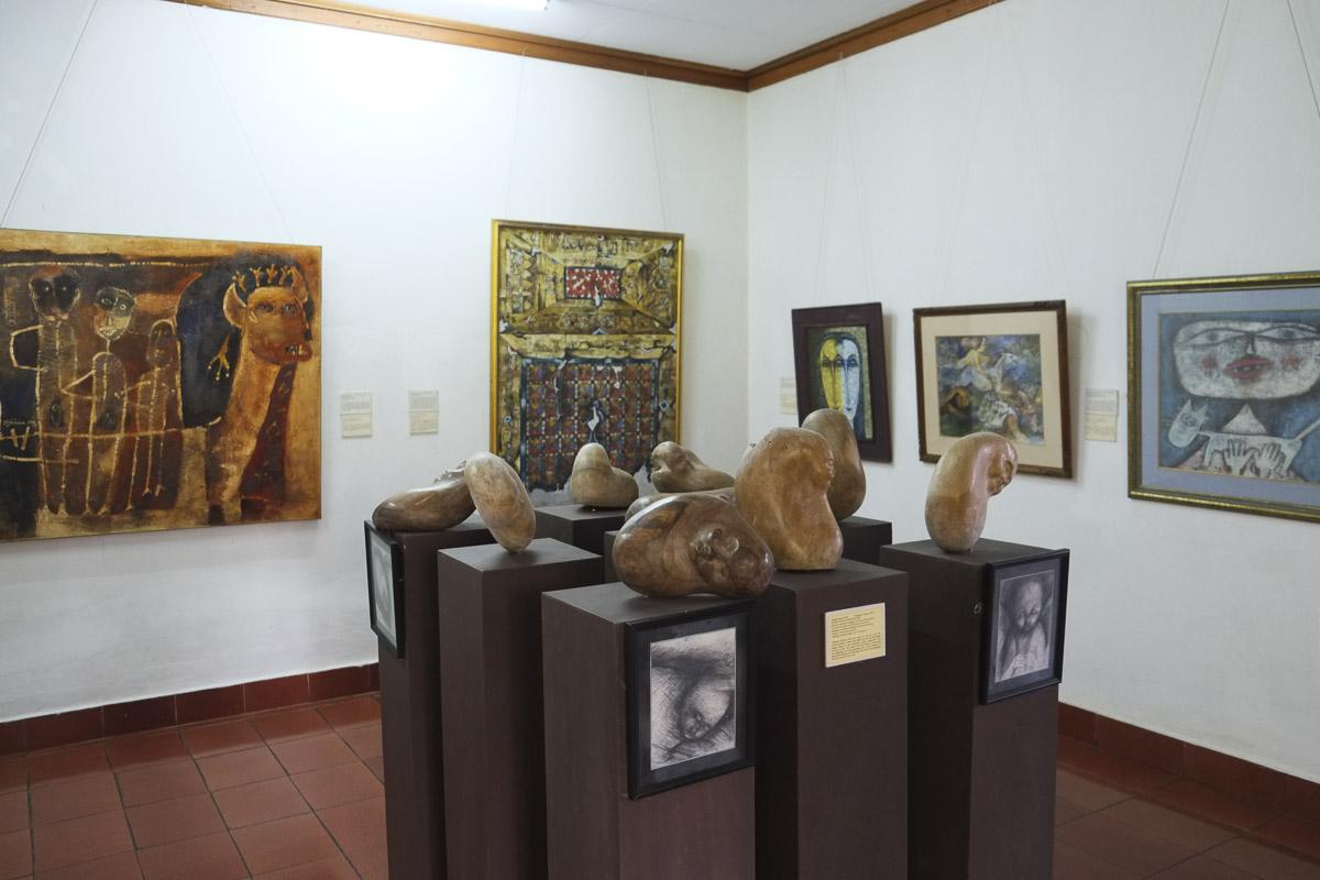 Ubud Neka Museum Exhibition