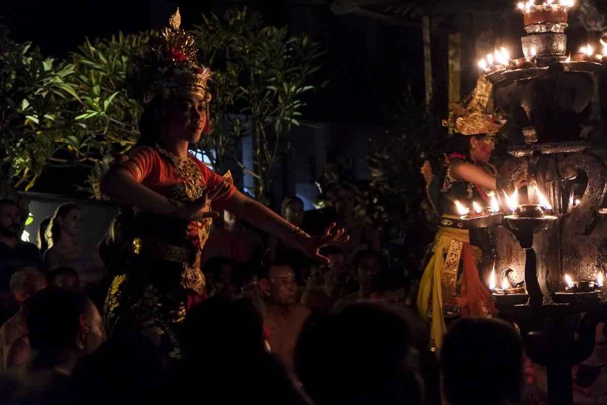 Ubud Kecak Monkey Dance