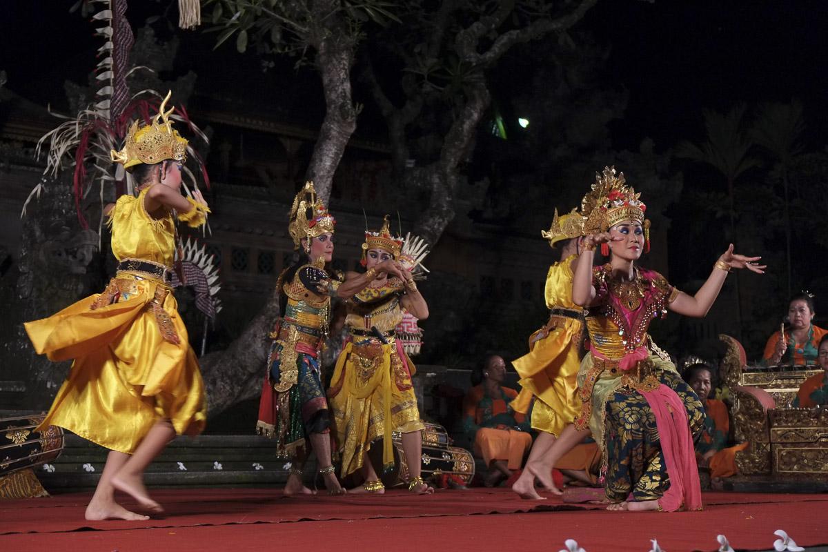 Ubud Ramayana Ballet